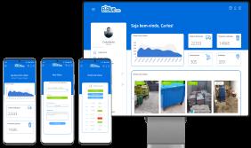 serviços B2Blue Gerenciamento Online